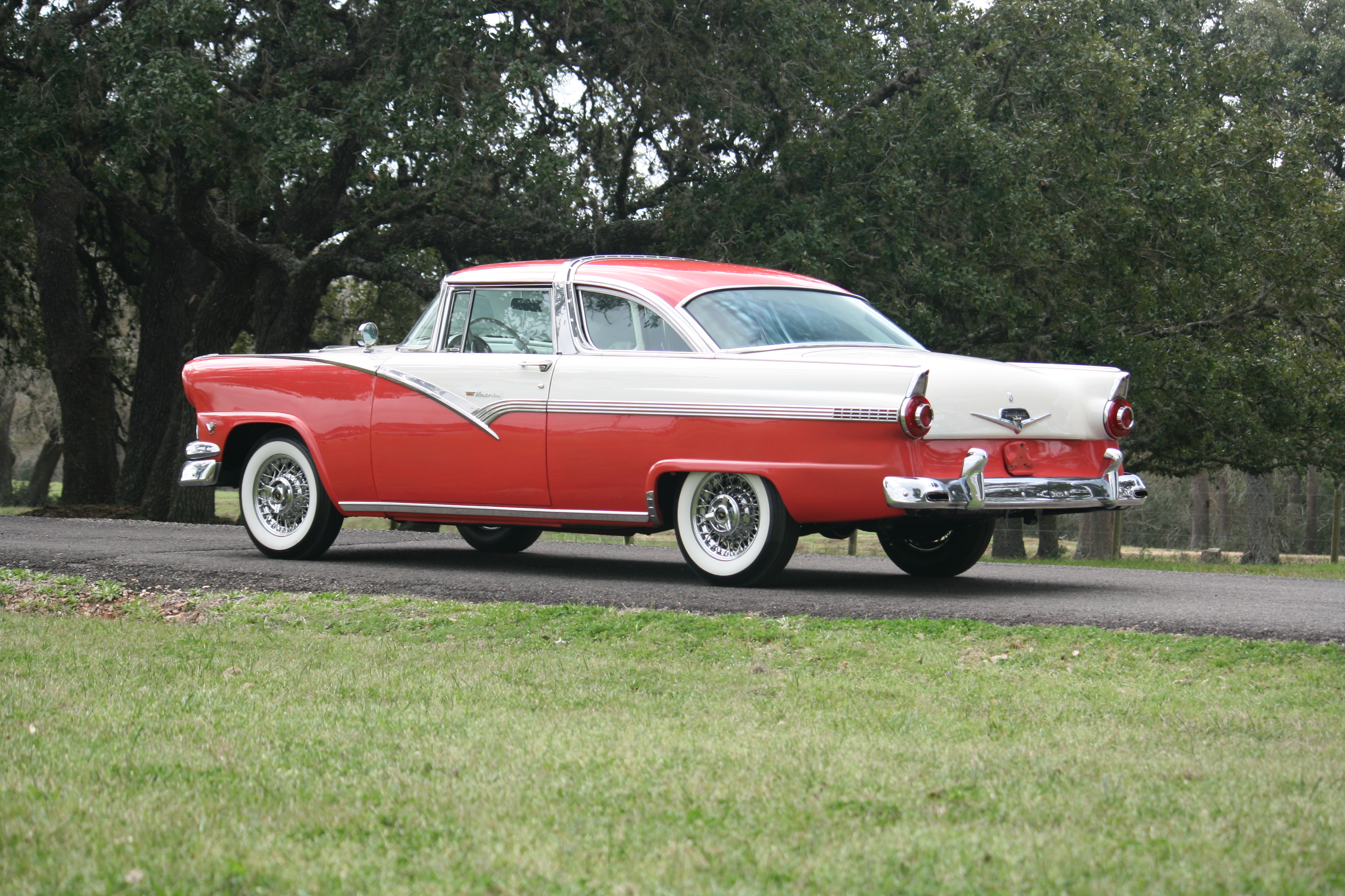Charlie Thomas Collection - 1956 Ford Fairlane Crown Vic